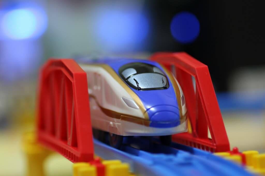 E7系北陸新幹線かがやきがやってきた!