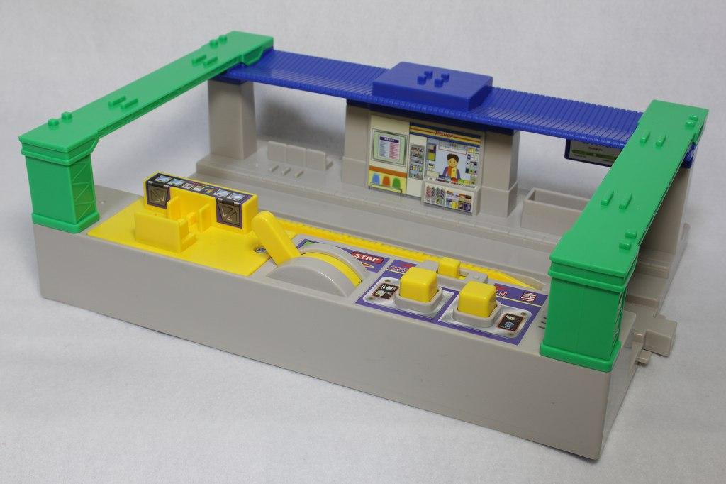 サウンド駅J-13-プラレール情景部品