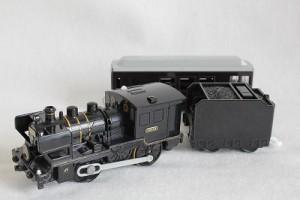 8620形蒸気機関車SL人吉号のモーター交換