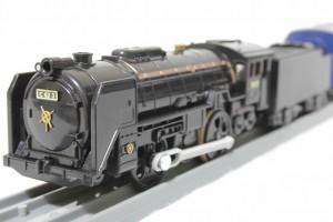 プラレール博限定-C62-3号機蒸気機関車