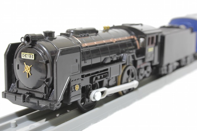 C62-3号機蒸気機関車-プラレール博限定