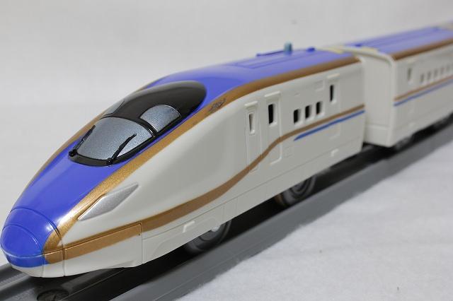 E7系北陸新幹線かがやき-立体レールセット同梱ver.