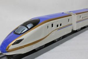 E7系北陸新幹線-かがやき テコロジー