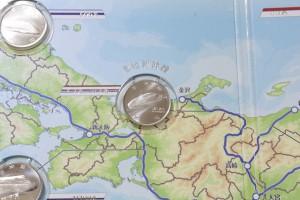 北陸新幹線記念硬貨