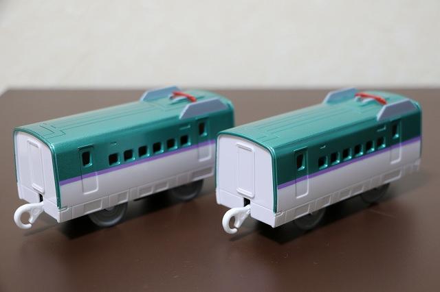 プラレール博 入場記念プラレール 北海道新幹線はやぶさ